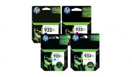 HP 933/932XL (set) Ink Cartridges